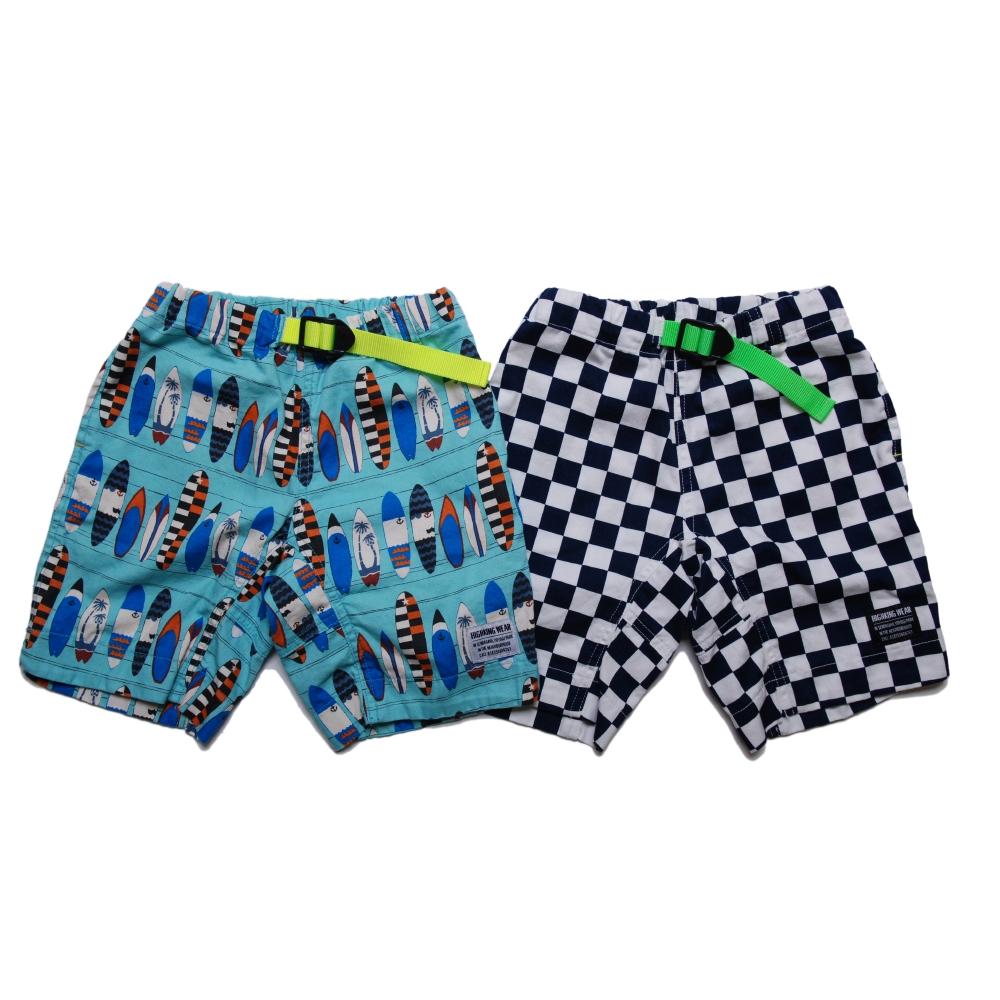 sideway shorts
