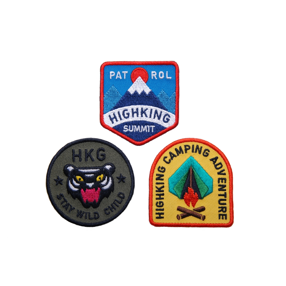 tactical patch set