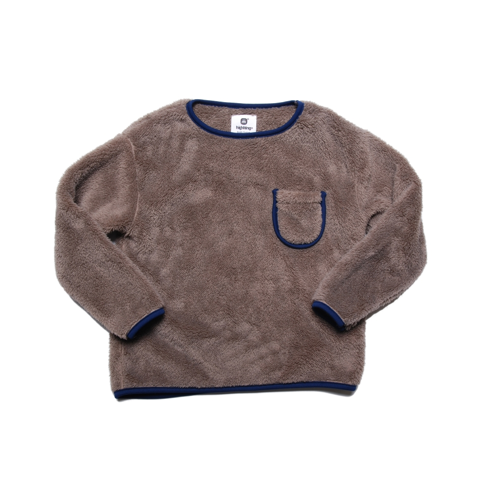 teddy boa long sleeve
