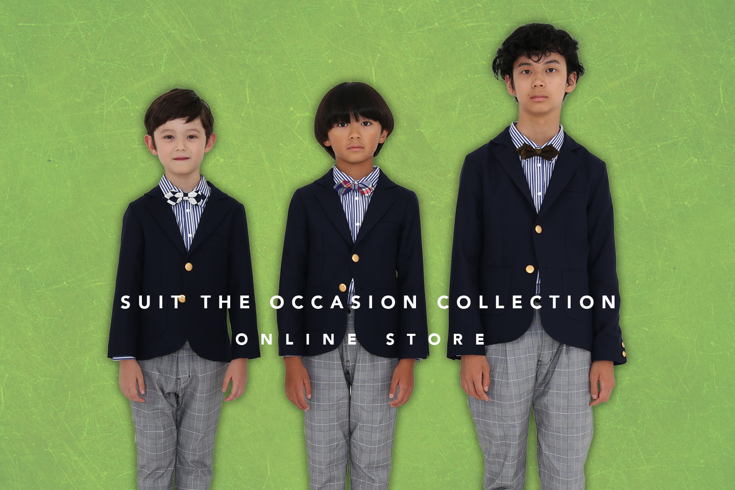 suit the occasion collection highking